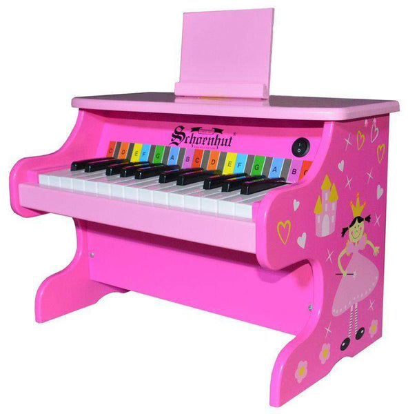 25 Key Princess Digital Tabletop Piano - Cashmere Bébé