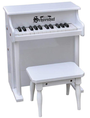 25 Key Traditional Spinet Piano - Cashmere Bébé - 4
