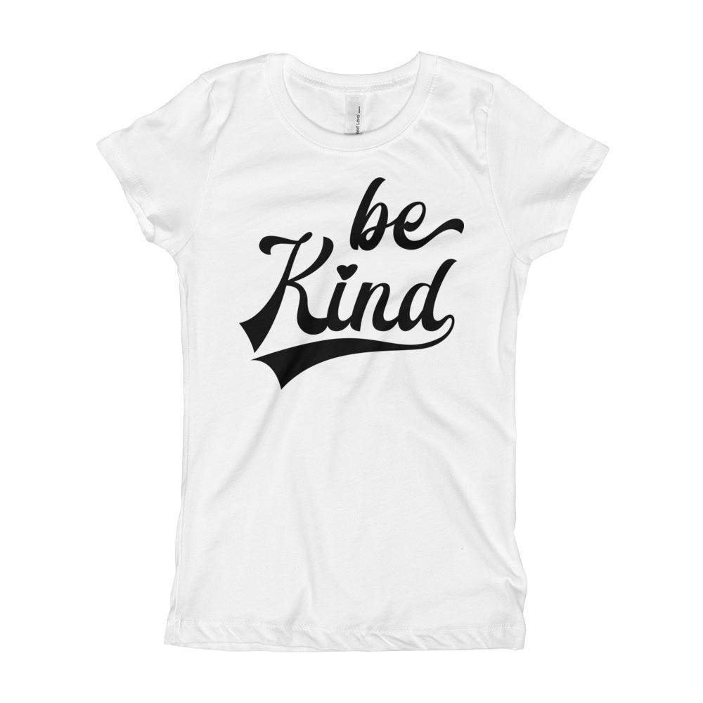 Be Kind Girl's Slim + Fitted