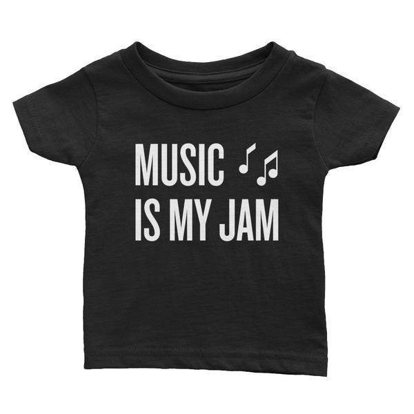 Music is my Jam Tee