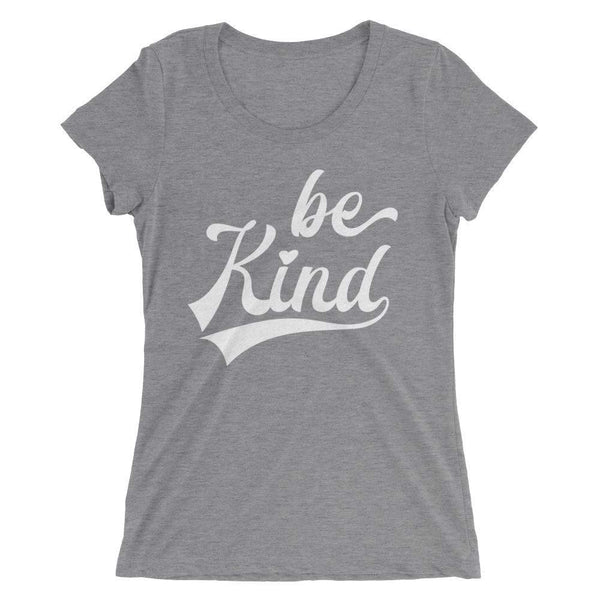 Be Kind Form Fitted T-Shirt