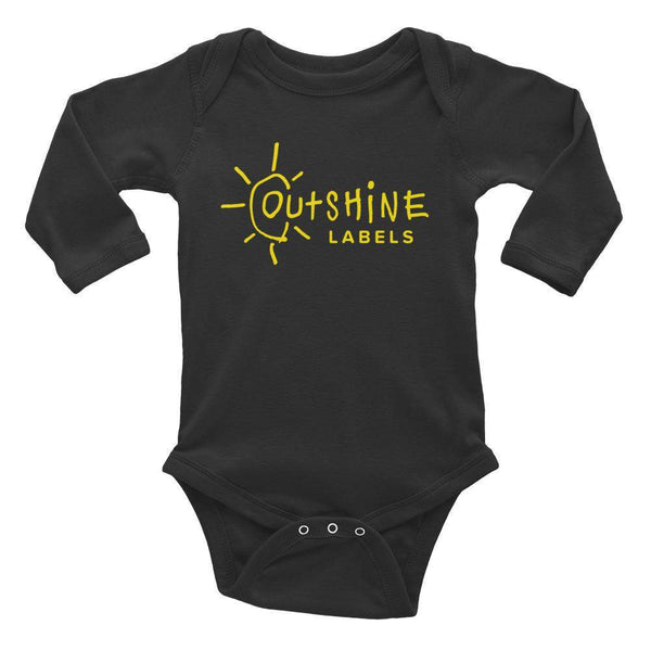 Outshine Labels Onesie