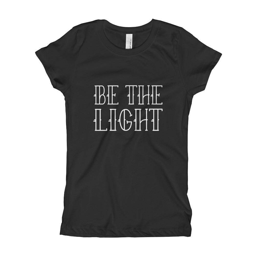 Be the Light Girl's Slim + Fitted