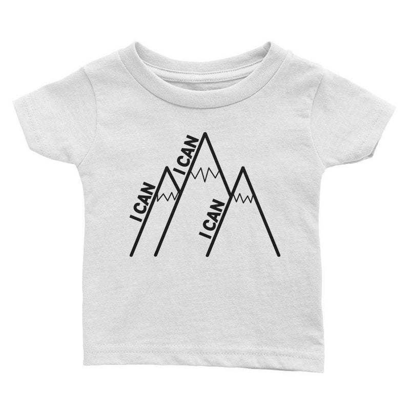 I Can Climb Mountains Tee