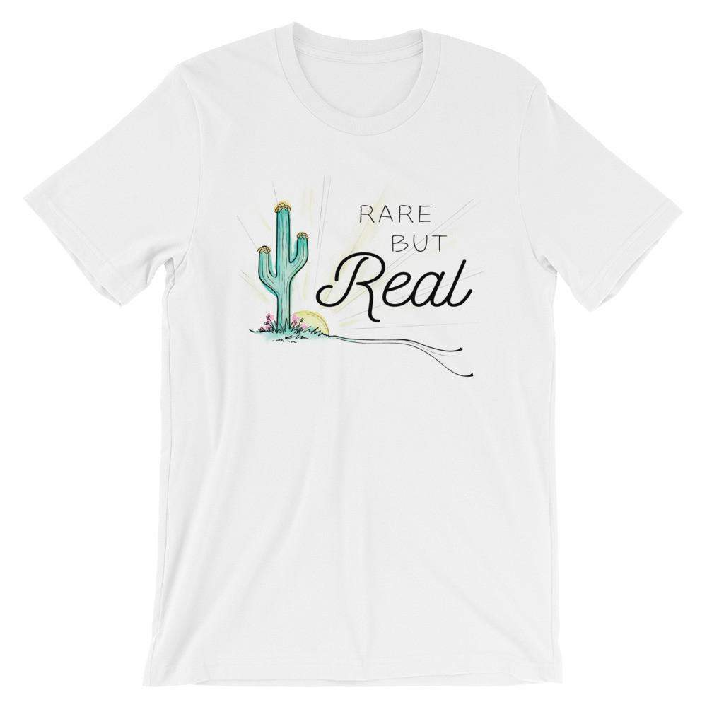 Rare but Real Adult Unisex T-Shirt