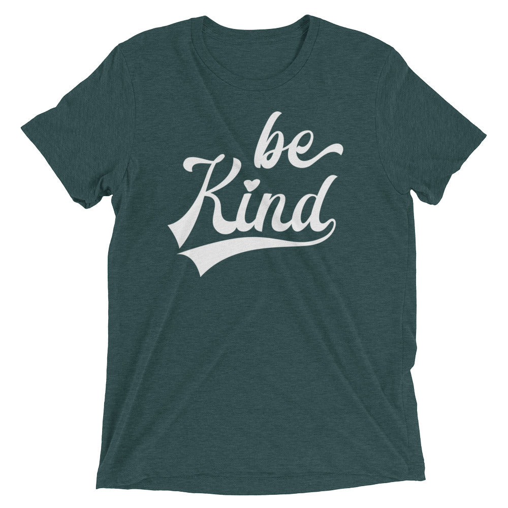 Be Kind Adult Unisex Tri-Blend T-Shirt