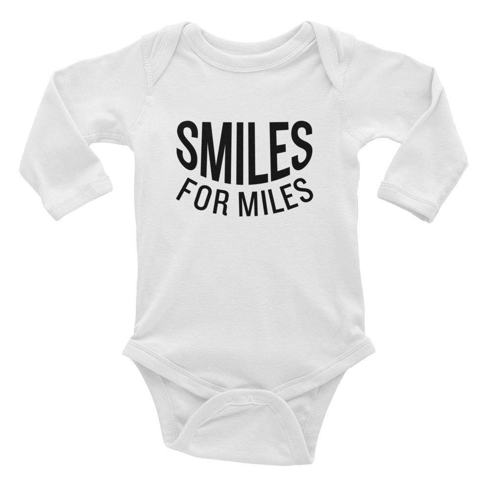 Smiles for Miles Onesie