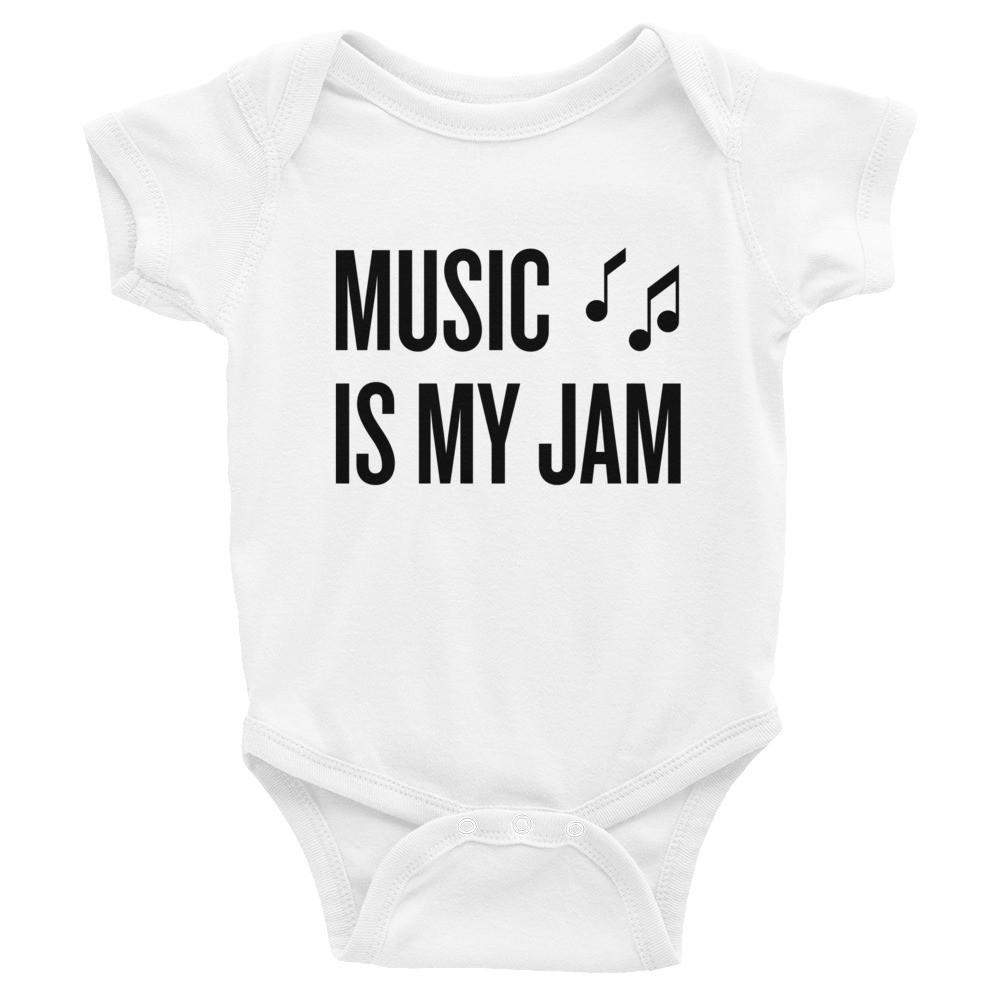 Music is my Jam Onesie
