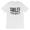 Smiles for Miles Youth Unisex T-Shirt