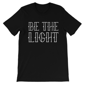 Be the Light Youth Unisex T-Shirt