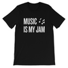 Music is my Jam Youth Unisex T-Shirt