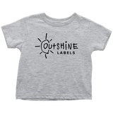 Outshine Labels Toddler T-Shirt