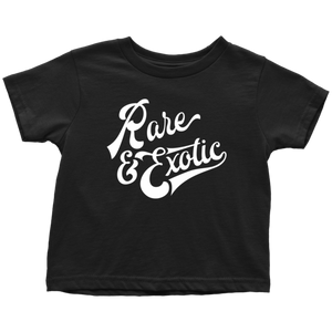 Rare & Exotic Toddler T-Shirt