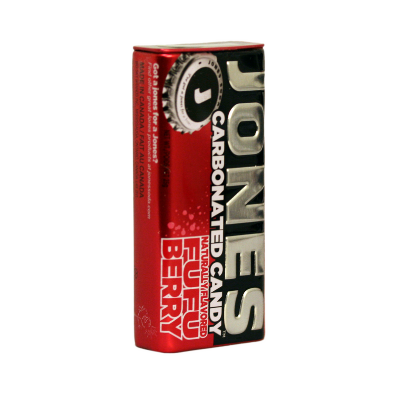 Jones Carbonated Candy - Fufu Berry