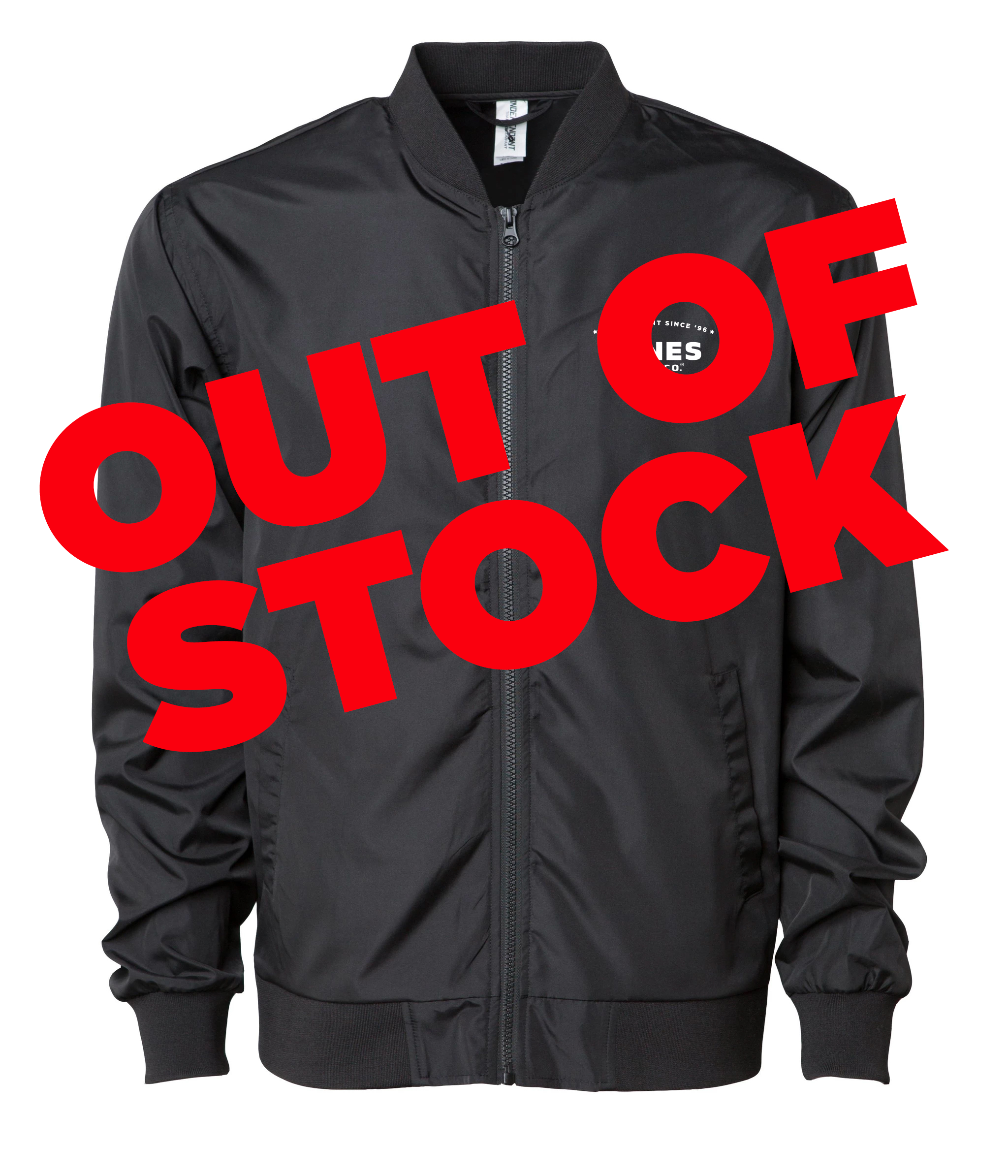 Out of stock Jones bomber jacket