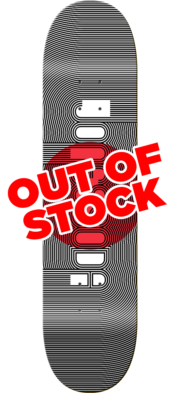 Out of stock Jones skate deck