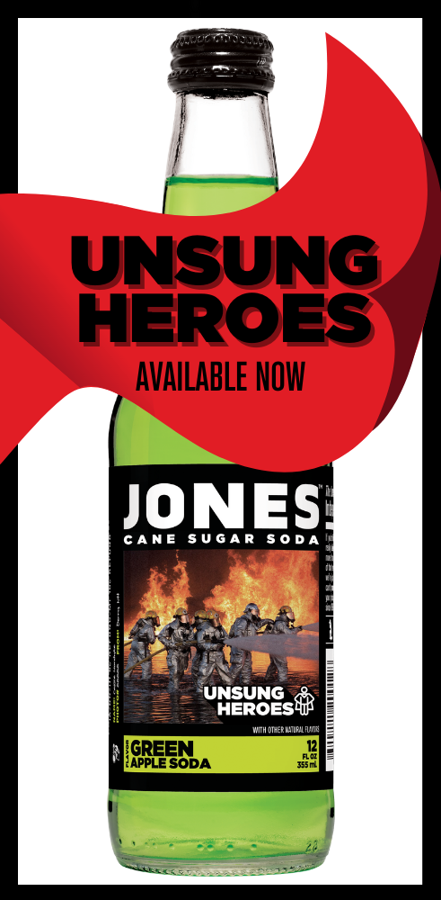 Unsung Heroes available now