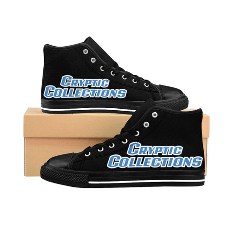 Cryptic Collections Men's High-top Sneakers