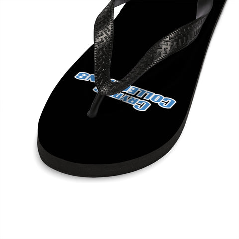 Cryptic Collections Unisex Flip-Flops