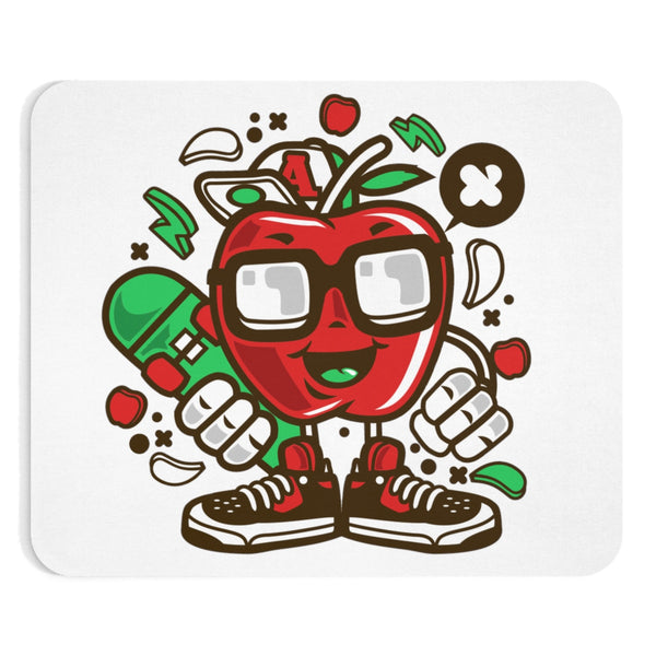 Apple Dude Mousepad - Apparelized