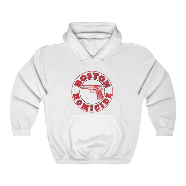 Boston Homicide Rizzles Unisex Heavy Blend™ Hooded Sweatshirt