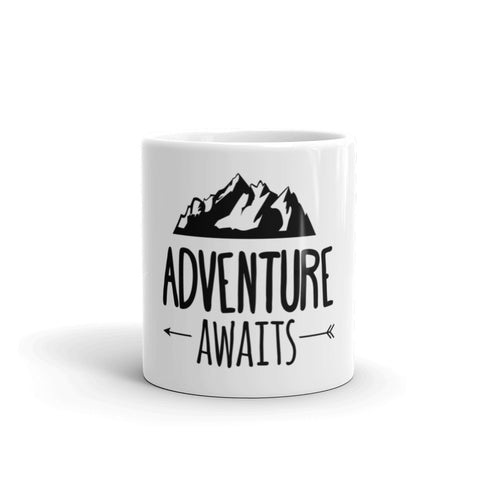 Adventure Awaits Mug - Apparelized