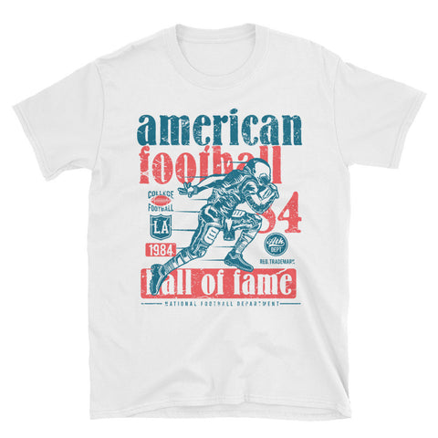 American Football Unisex T-Shirt - Apparelized