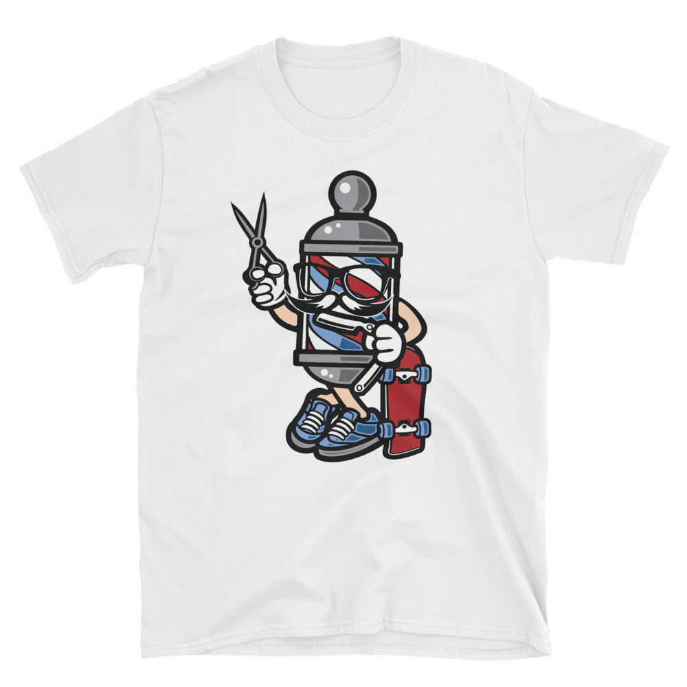 Barber unisex T-Shirt - Apparelized