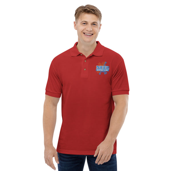 Neel Air Embroidered Polo Shirt