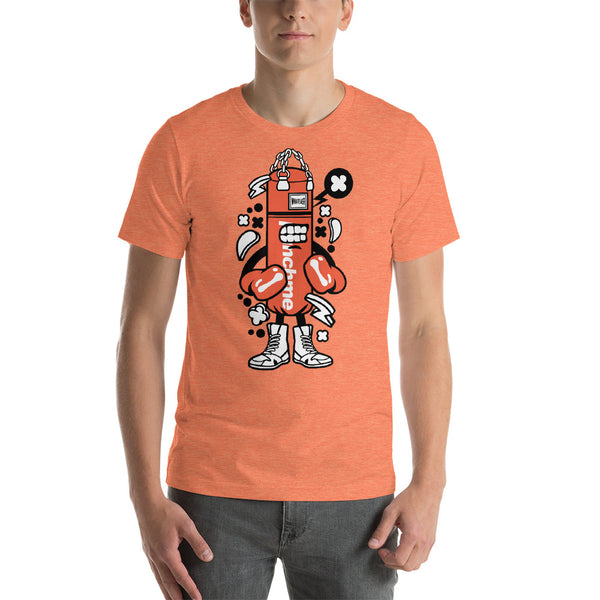 Punching Bag Short-Sleeve Unisex T-Shirt - Apparelized