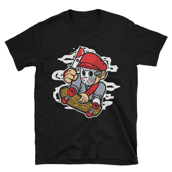 Killer Skater Unisex T-Shirt - Apparelized