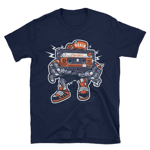 Zombie Cassette Unisex T-Shirt - Apparelized