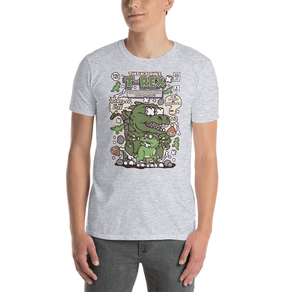 The Incredible T-Rex Short-Sleeve Unisex T-Shirt