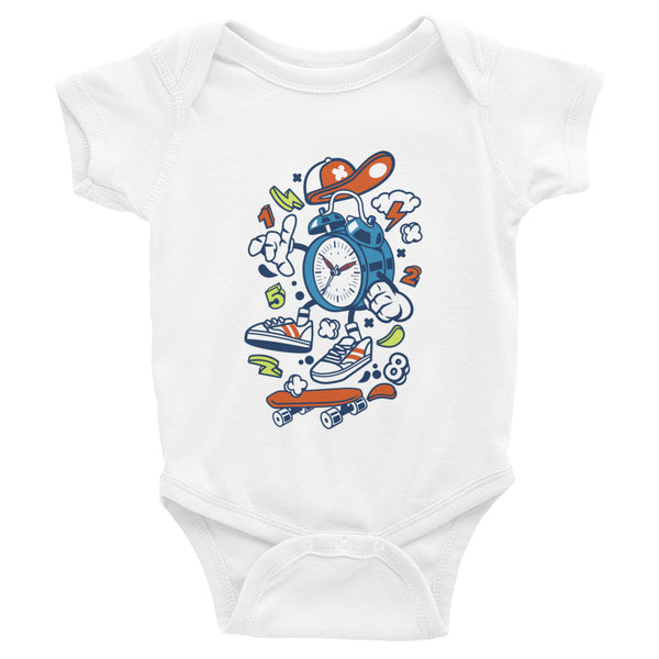 School Time Infant Bodysuit