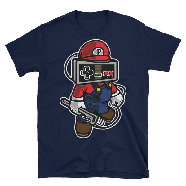 Old School Gamer Unisex T-Shirt - Apparelized