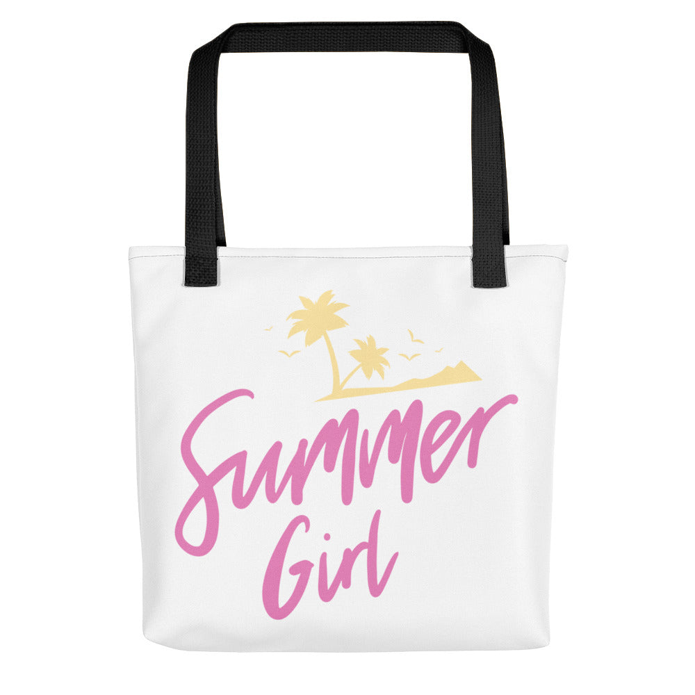 Summer Girl Tote bag - Apparelized