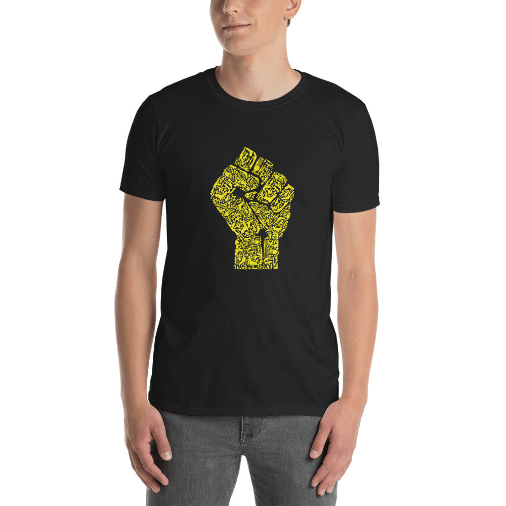 Gun Reform Revolution Short-Sleeve Unisex T-Shirt - Apparelized