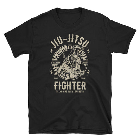 Jiu-Jitsu Short-Sleeve Unisex T-Shirt - Apparelized