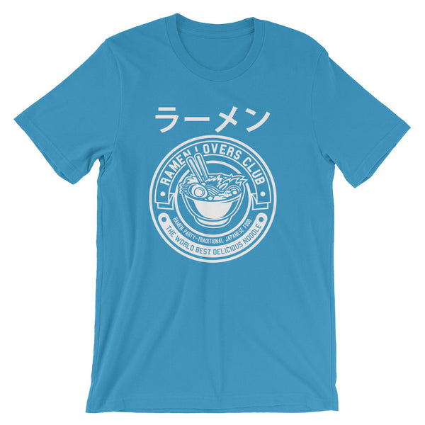 Ramen Lovers Club Short-Sleeve Unisex T-Shirt - Apparelized