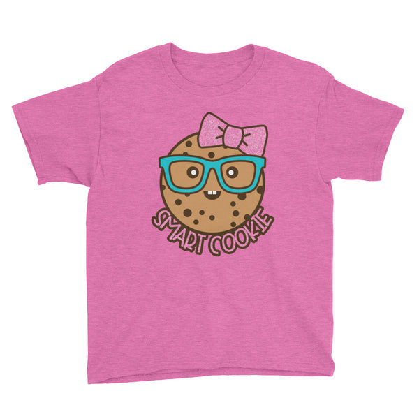 Smart Cookie Youth Short Sleeve T-Shirt - Apparelized