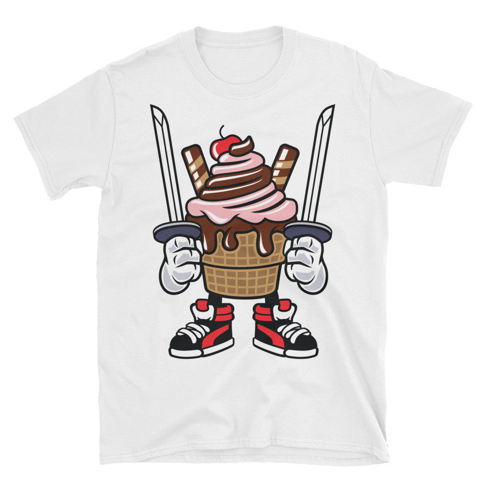 Ice Cream Ninja Unisex T-Shirt - Apparelized