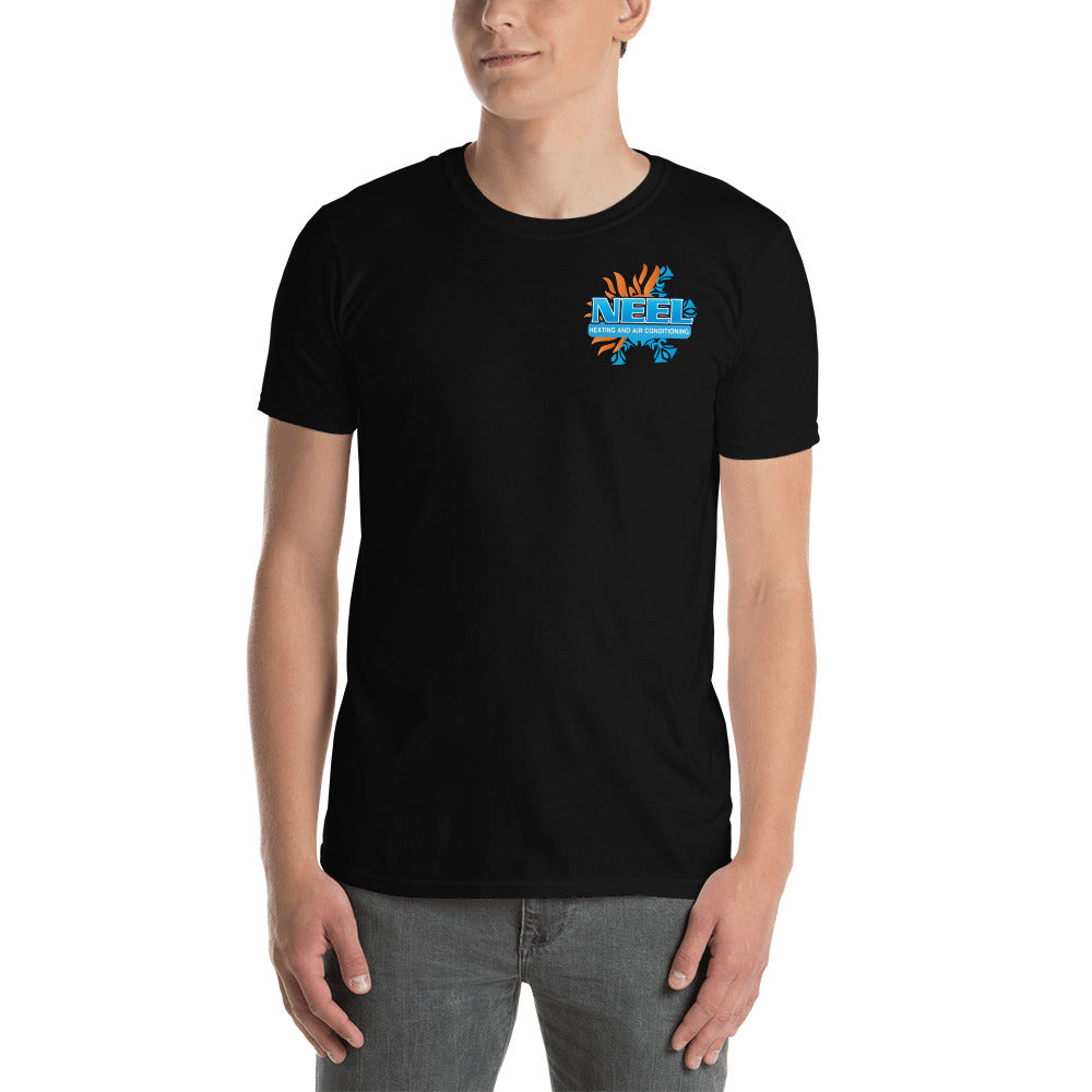 Neel Air Short-Sleeve Unisex T-Shirt