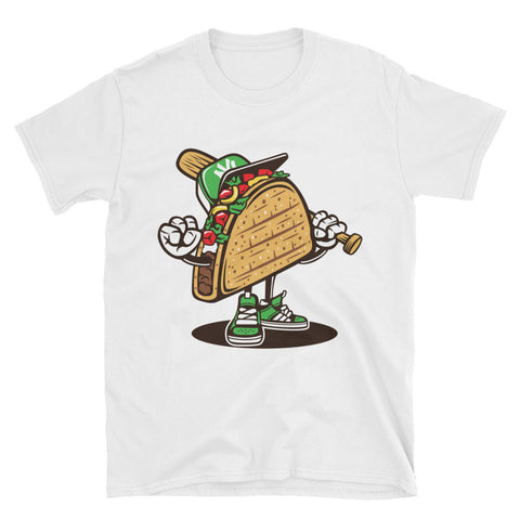 Taco Baseball Unisex T-Shirt - Apparelized