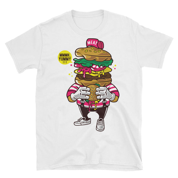 Burger Lover Unisex T-Shirt - Apparelized