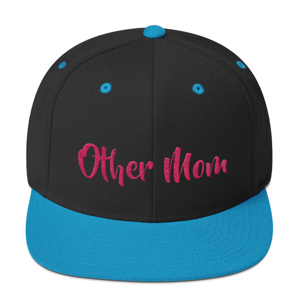 Other Mom Snapback Hat - Apparelized