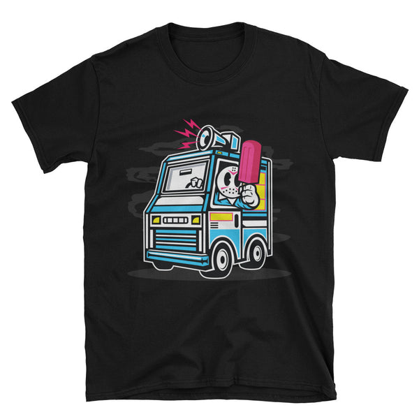 Killer Ice Cream Truck Unisex T-Shirt - Apparelized