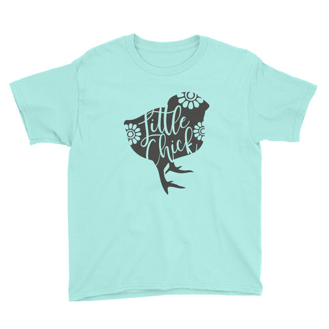 Little Chick Youth Short Sleeve T-Shirt - Apparelized