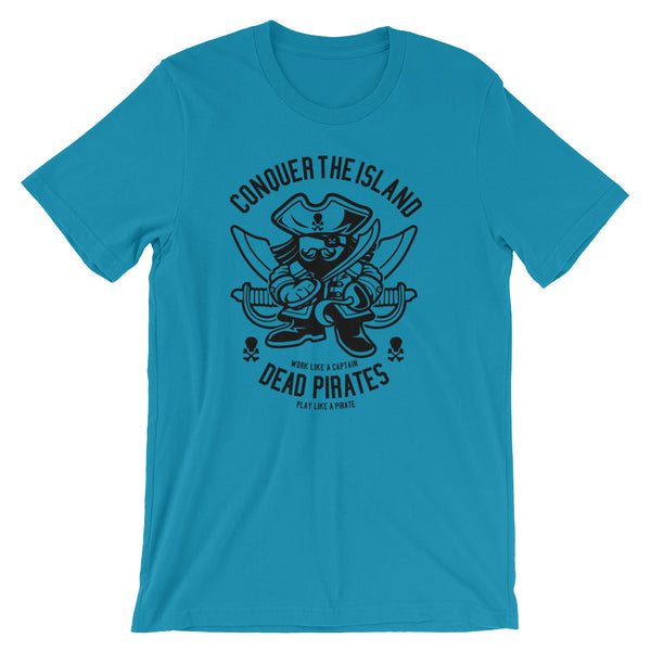 Pirate Short-Sleeve Unisex T-Shirt - Apparelized