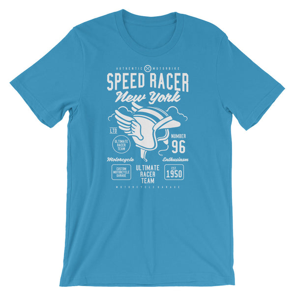 Speed Racer Short-Sleeve Unisex T-Shirt - Apparelized
