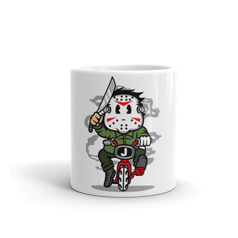 Killer Biker Mug - Apparelized